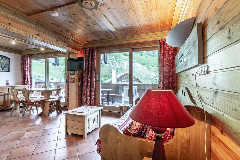 PRALIN 108 Accommodation in Meribel