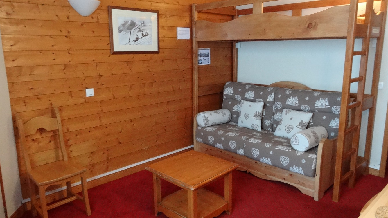 HAMEAU 1 213 Accommodation in La Plagne