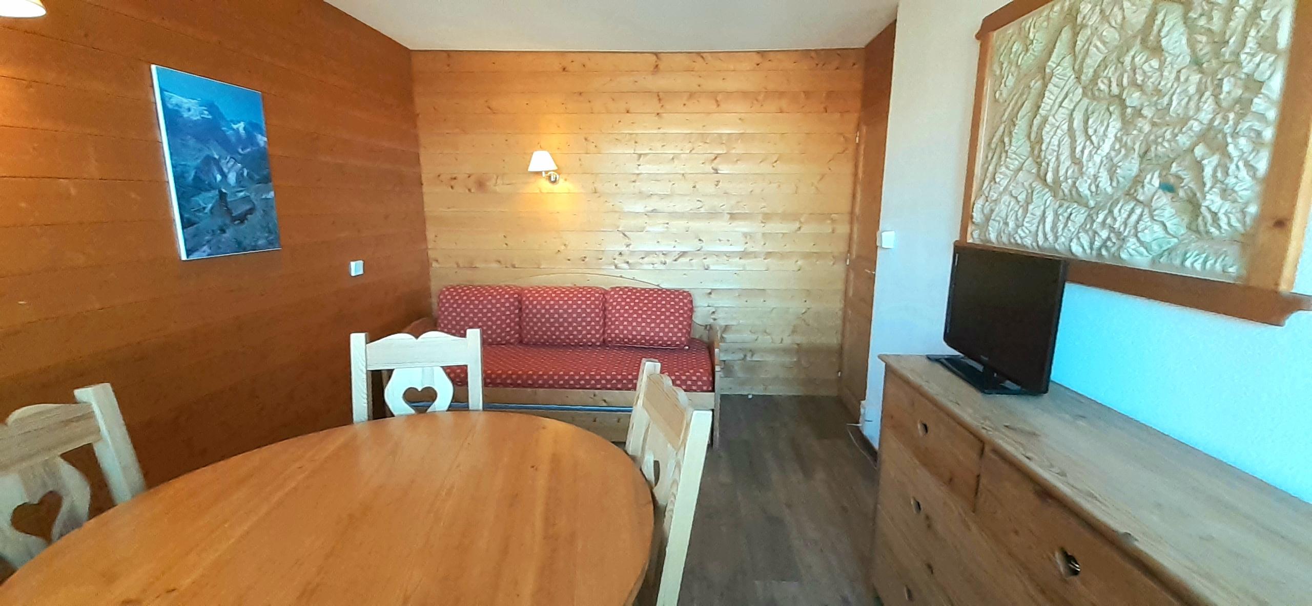 FRANCE 418 Accommodation in La Plagne