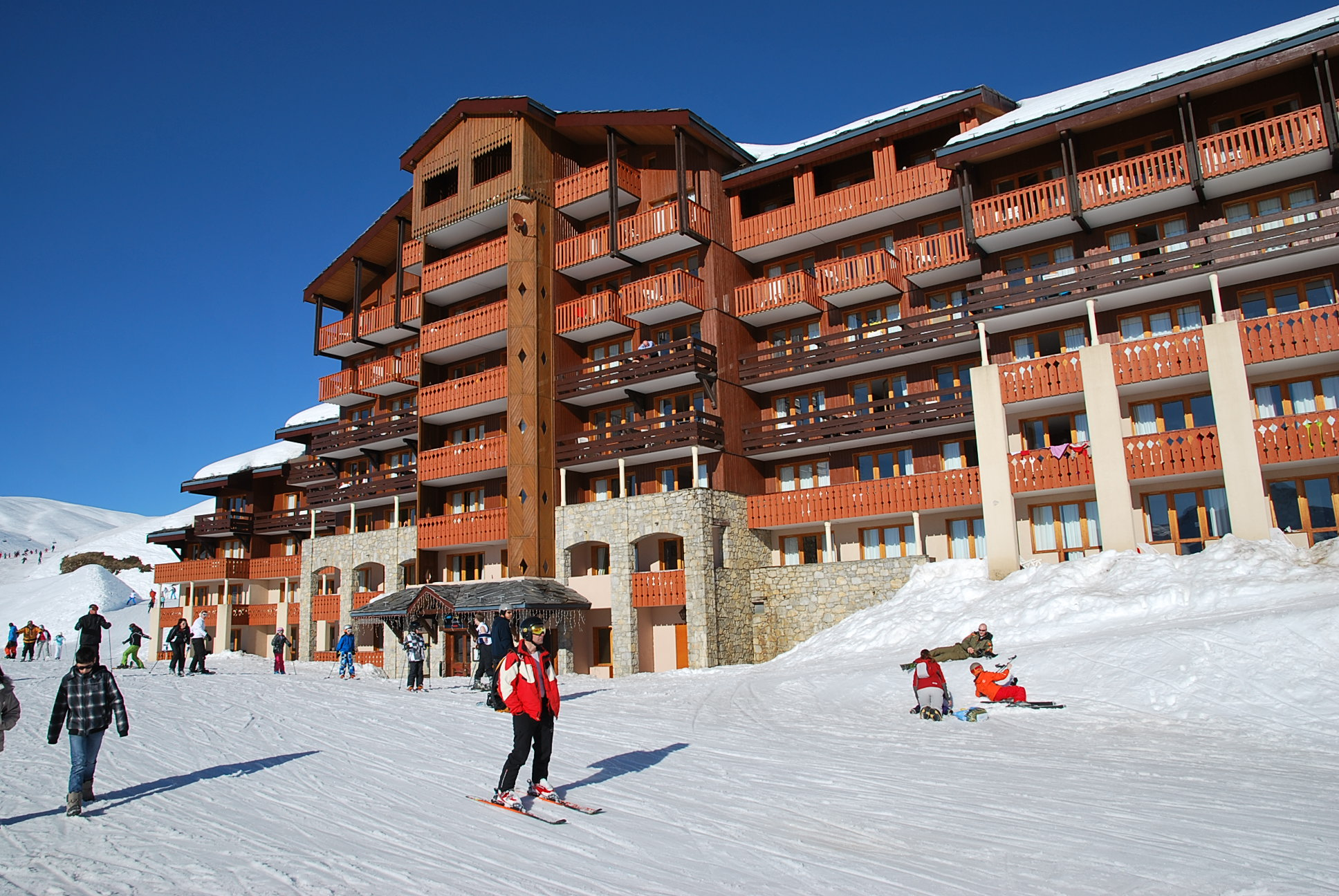 THEMIS 414 Chalet in La Plagne