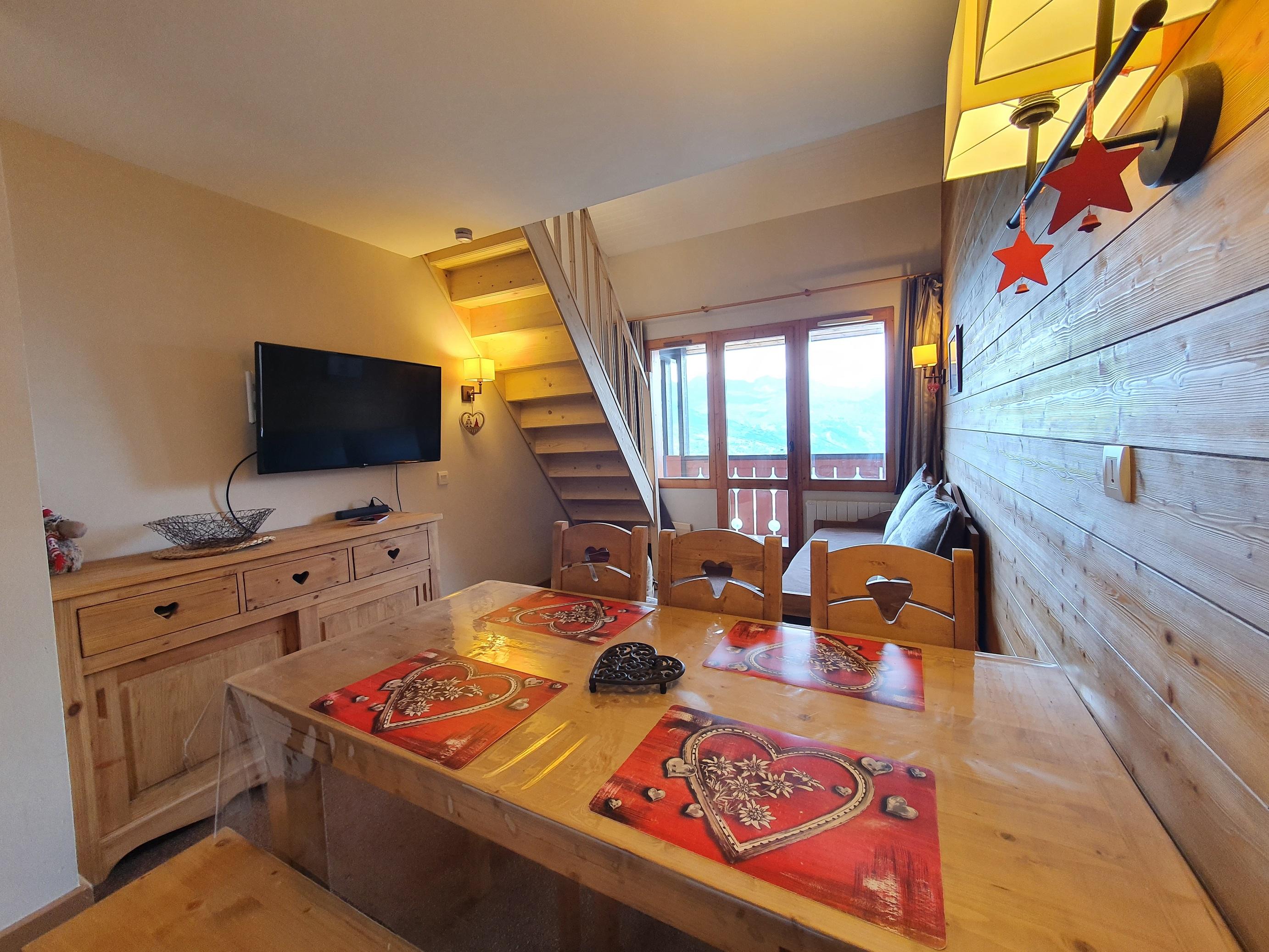 MARELLE 517 Accommodation in La Plagne
